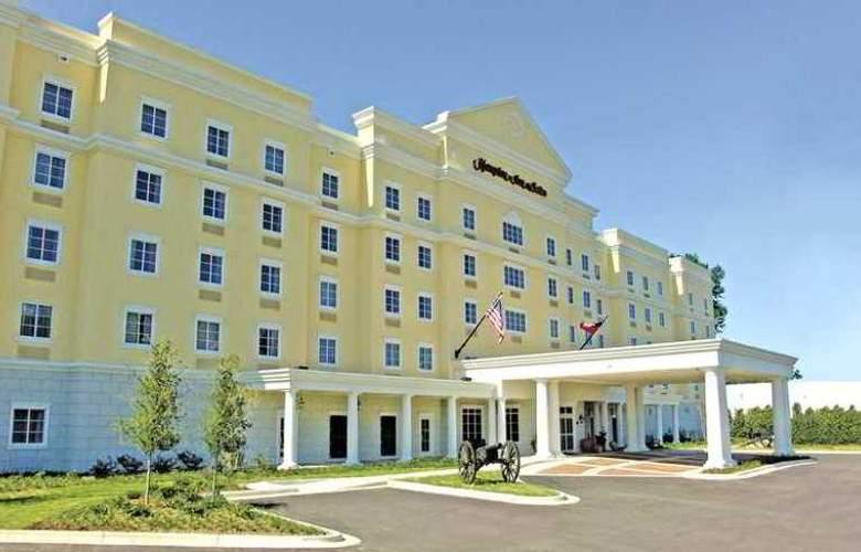 Hampton Inn & Suites Vicksburg - Hotel - 0
