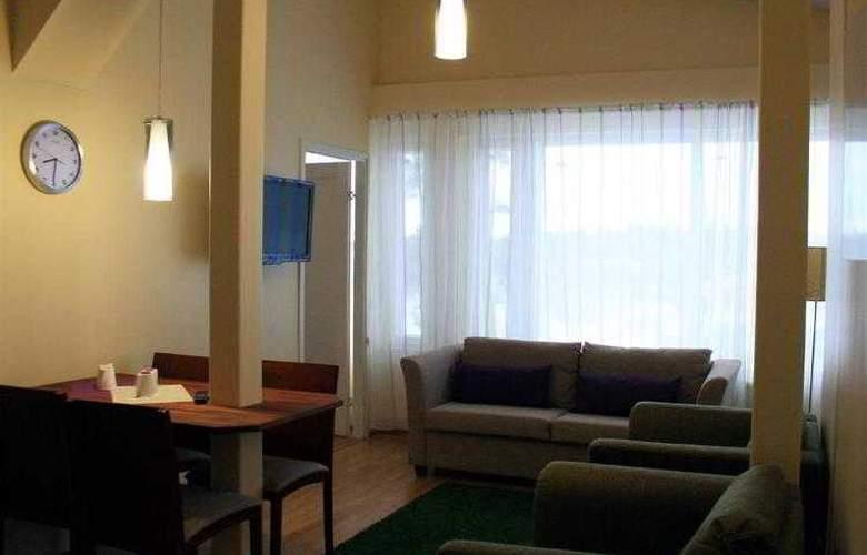 BEST WESTERN Hotel Samantta - Hotel - 28