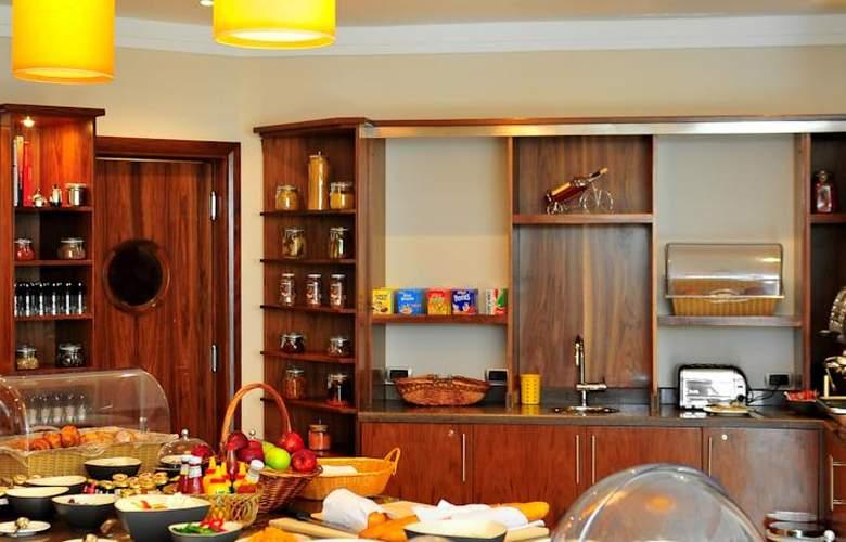 Staybridge Suites Cairo - Citystars - Restaurant - 16