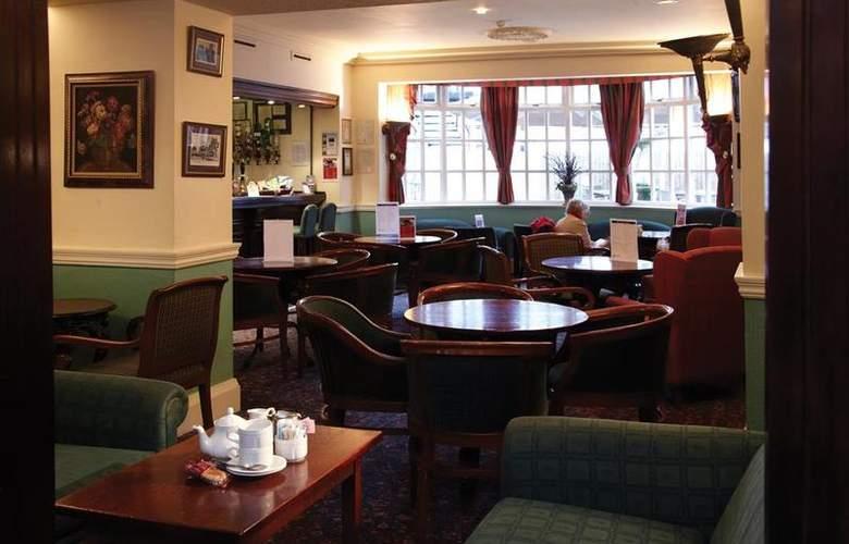 Best Western George Hotel Lichfield - Restaurant - 143