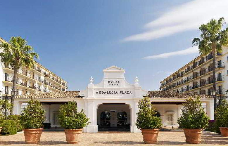 H10 Andalucia Plaza  - Hotel - 0