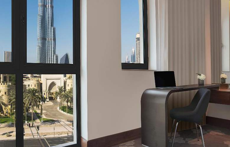 Manzil Downtown Dubai - Room - 18