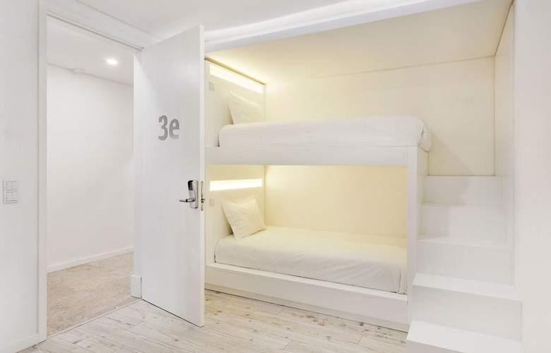 Hello Lisbon Rossio - Room - 8