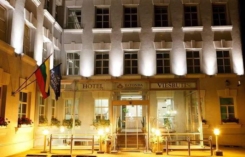 Ratonda Centrum - Hotel - 0
