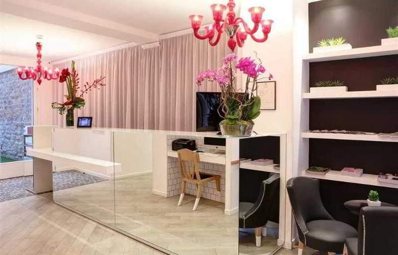 Best Western Premier Faubourg 88 - Hotel - 41