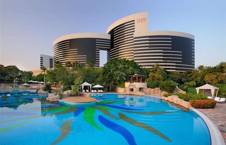 Grand Hyatt Dubai - Hotel - 33