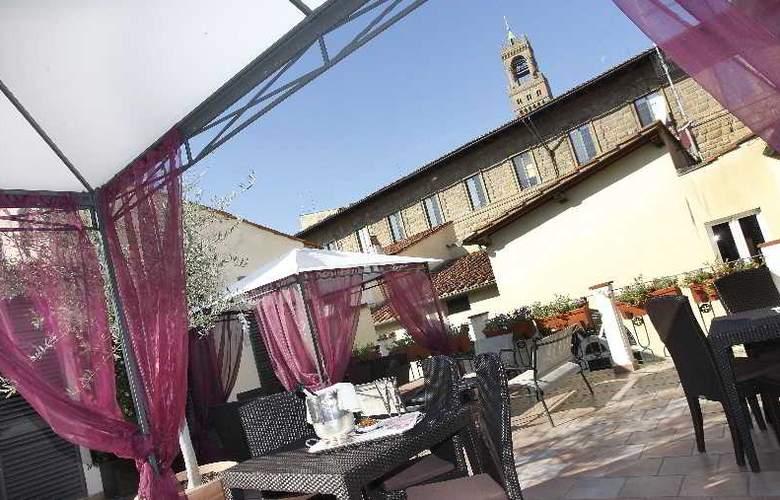 Bernini Palace - Terrace - 26