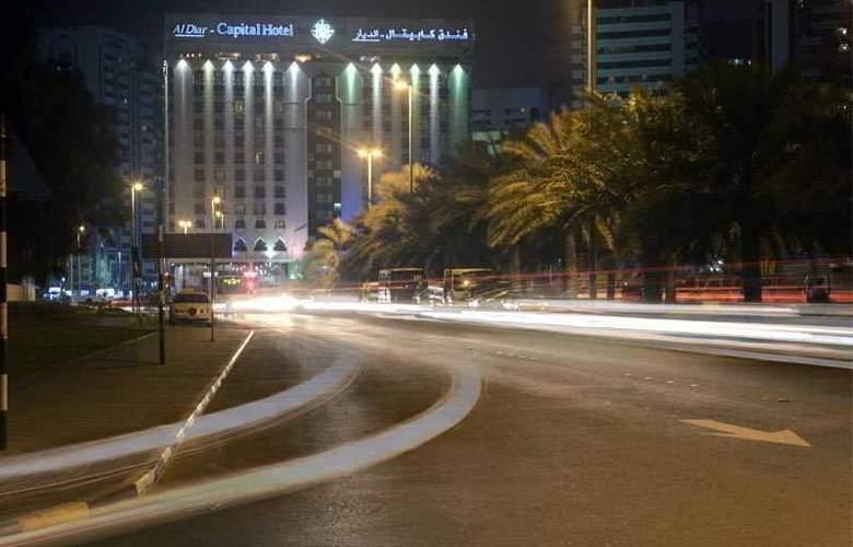 Al Diar Capital Hotel - Hotel - 1