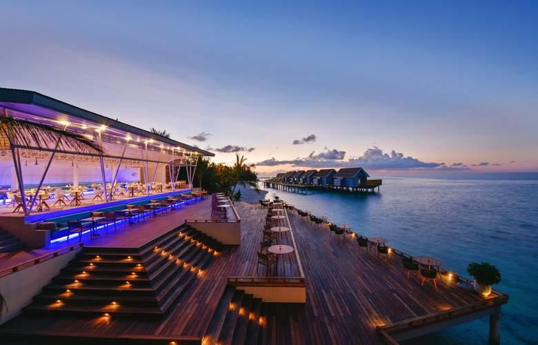 Kuramathi Island Resort - Restaurant - 33