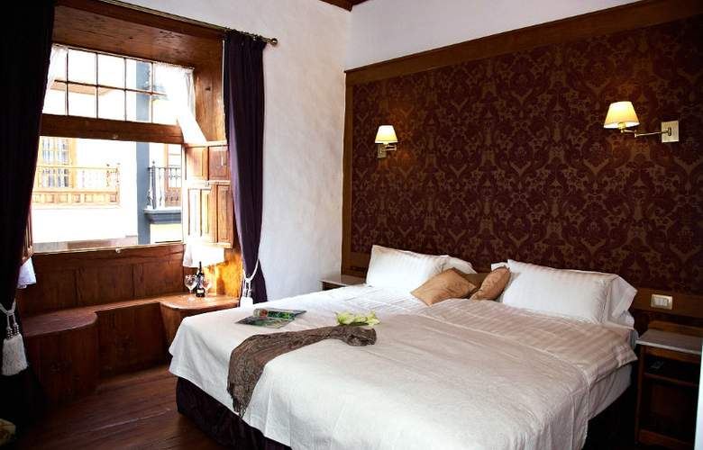 Emblematico San Agustin Hotel - Room - 8