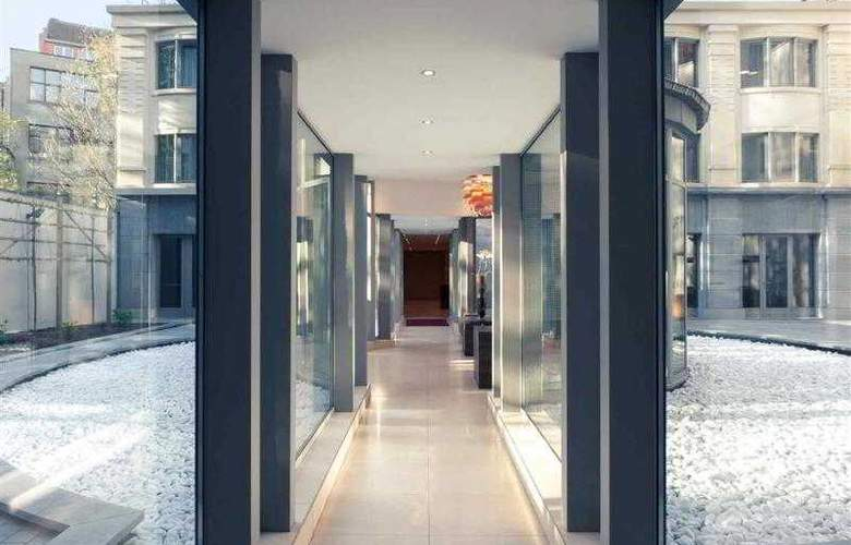 Mercure Brussels Centre Midi - Hotel - 44