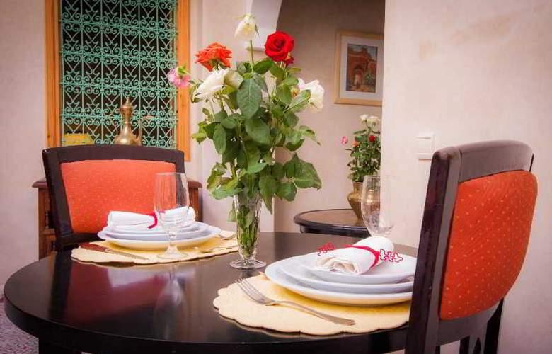 Riad Inaka - Restaurant - 15