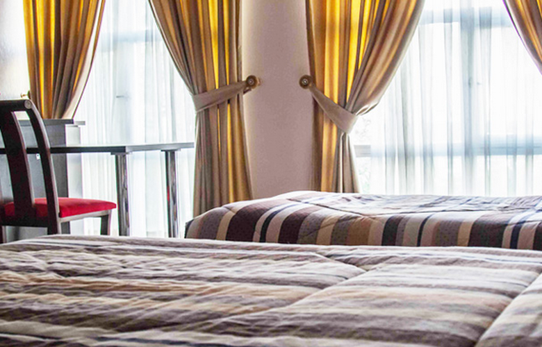Diamond Hotel Tehran - Room - 4