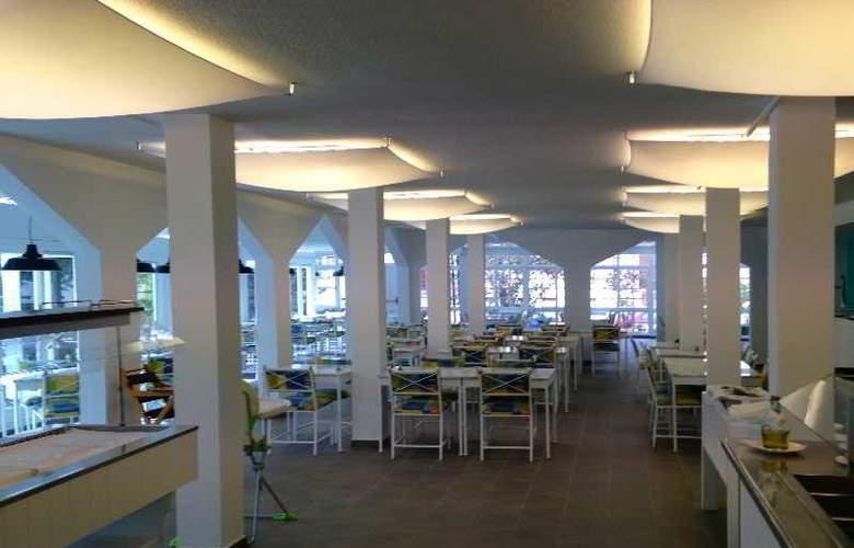Tahona Garden - Restaurant - 11
