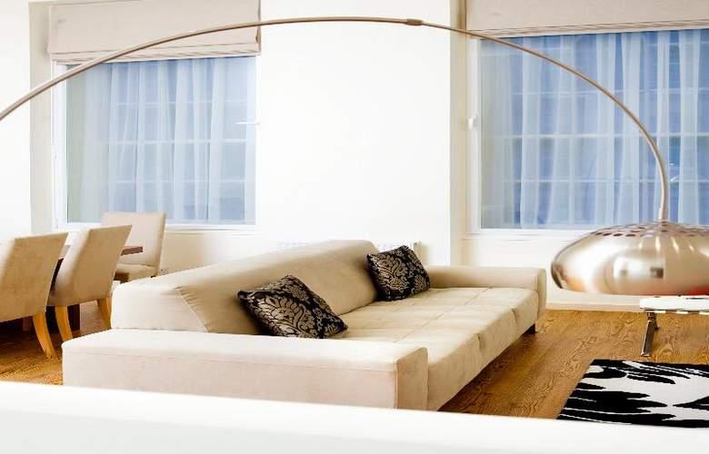 Princes Street Suites - Room - 8