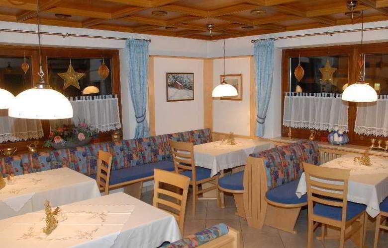 Pension Hochwimmer - Restaurant - 4