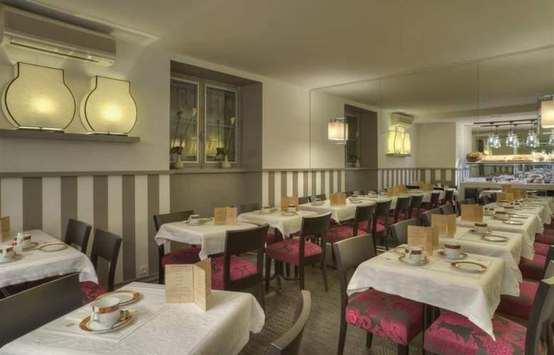 Best Western Premier Bayonne Etche Ona - Restaurant - 38