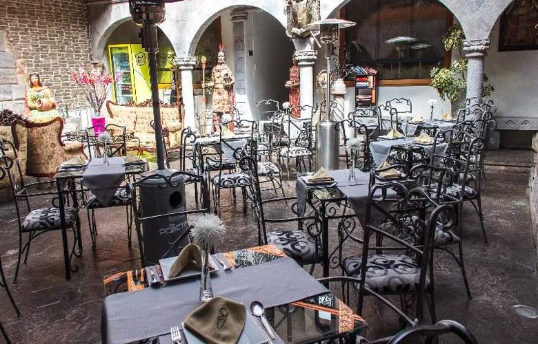 San Francisco Plaza Hotel - Restaurant - 14