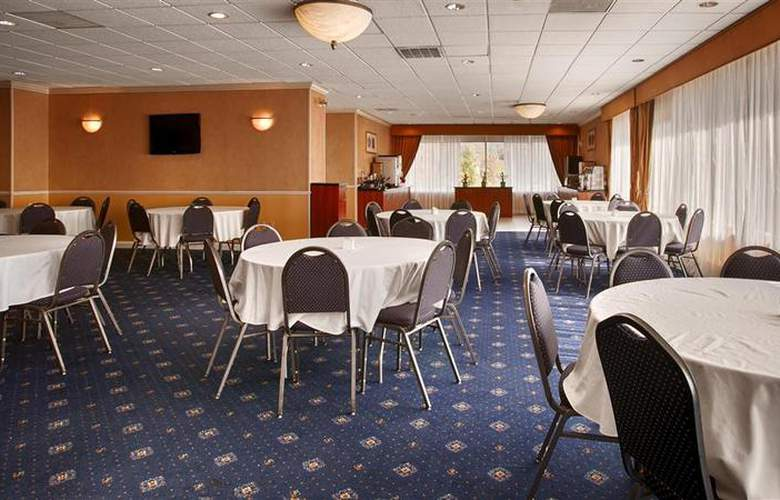 Best Western Pentagon Hotel - Reagan Airport - Restaurant - 59