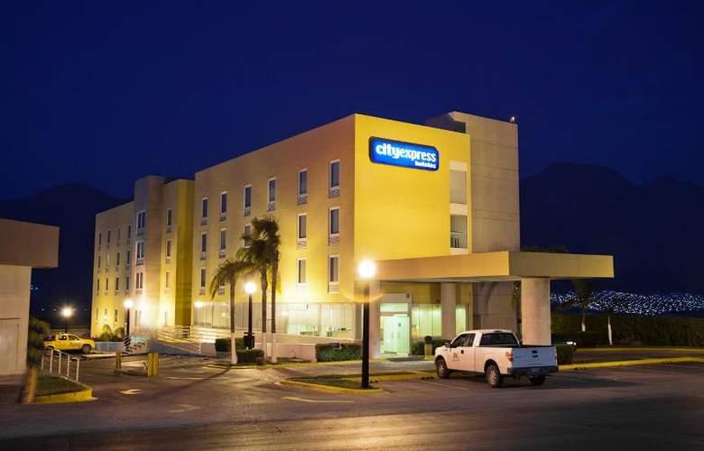 City Express Sta. Catarina Monterrey - Hotel - 7
