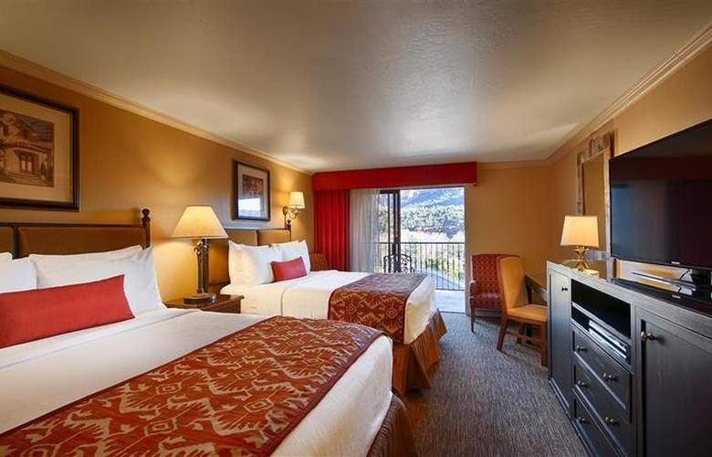 Best Western Arroyo Roble Hotel & Creekside Villas - Room - 58