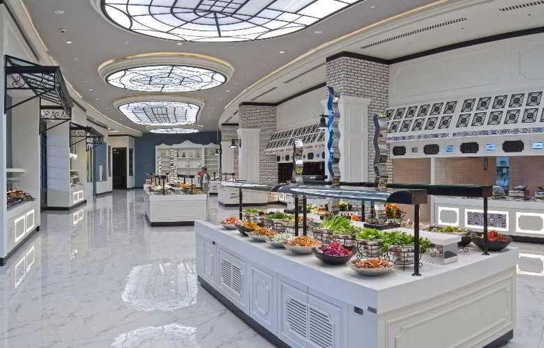 Sueno Hotels Deluxe Belek - Restaurant - 5