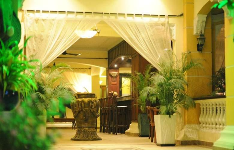 Terrasse Des Elephants - Restaurant - 30