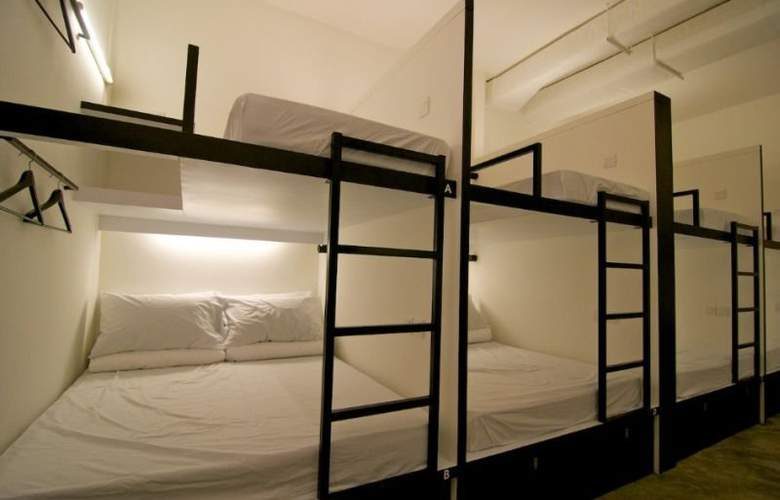 Bunc@Radius Hostel - Room - 2