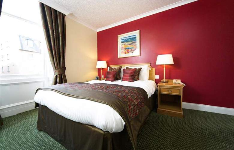 Best Western Inverness Palace Hotel & Spa - Room - 25
