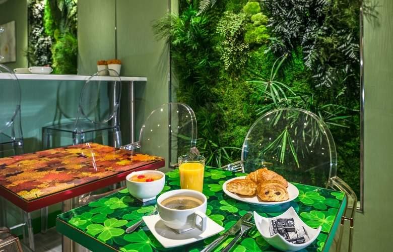 Jardins de Paris Montmartre - Restaurant - 17