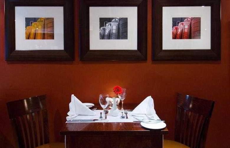 Strand Palace - Restaurant - 3