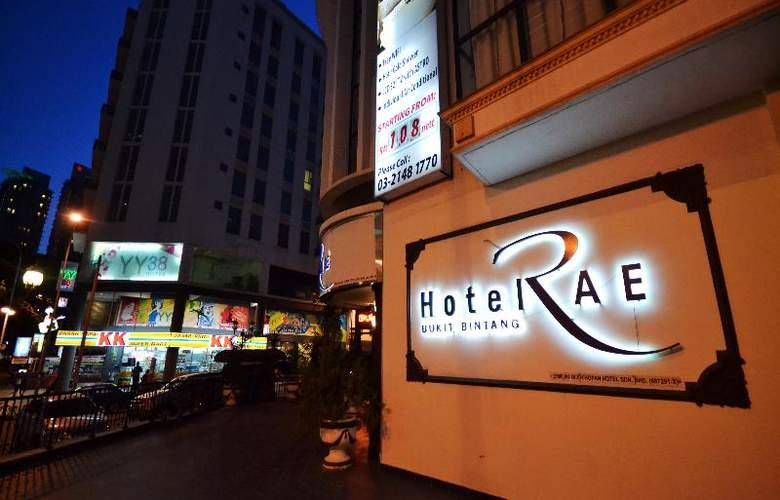 Hotel Rae Bukit Bintang - Hotel - 3