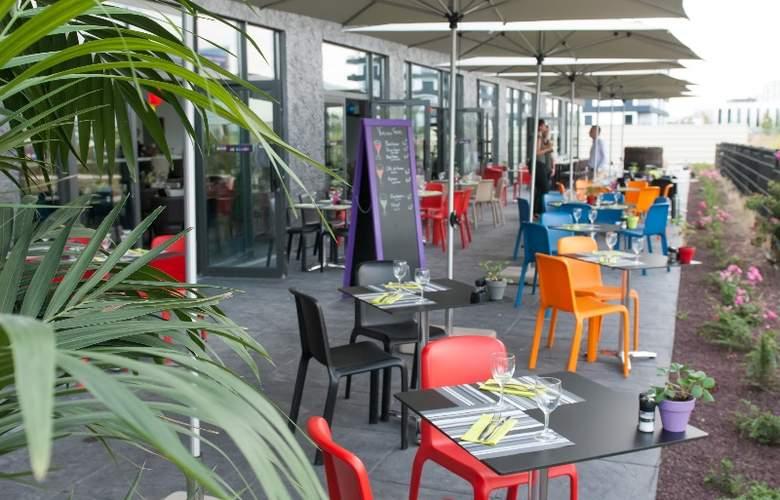 Mer et Golf Appart-Hotel Bordeaux Lac - Bruges - Restaurant - 43
