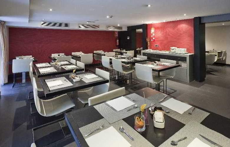 Ilunion Almirante - Restaurant - 10