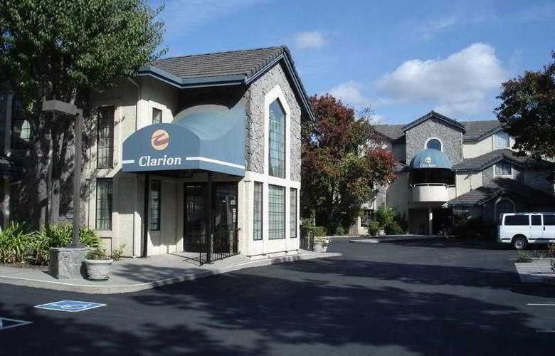Clarion Inn Silicon Valley - Hotel - 0