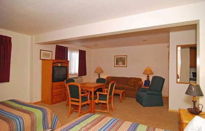 Best Western Alpenglo Lodge - Hotel - 19