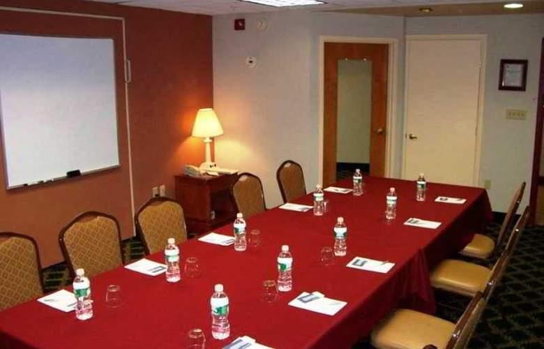 Hampton Inn Burlington/Mt. Holly - Conference - 8