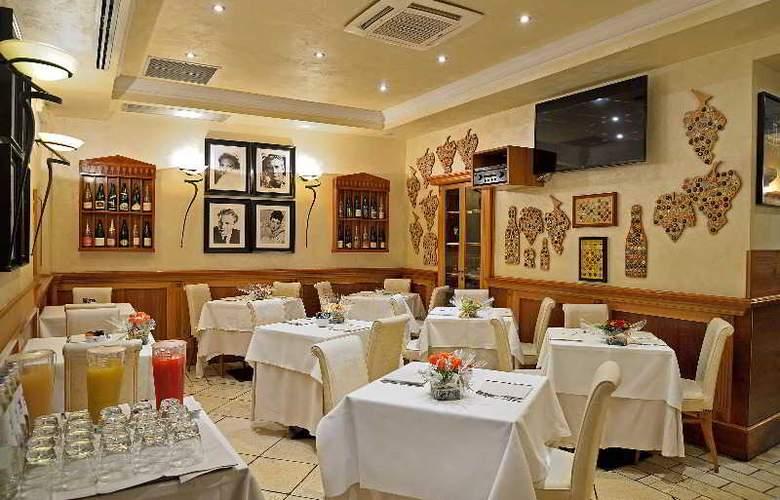 HOMS HOTEL - Restaurant - 58