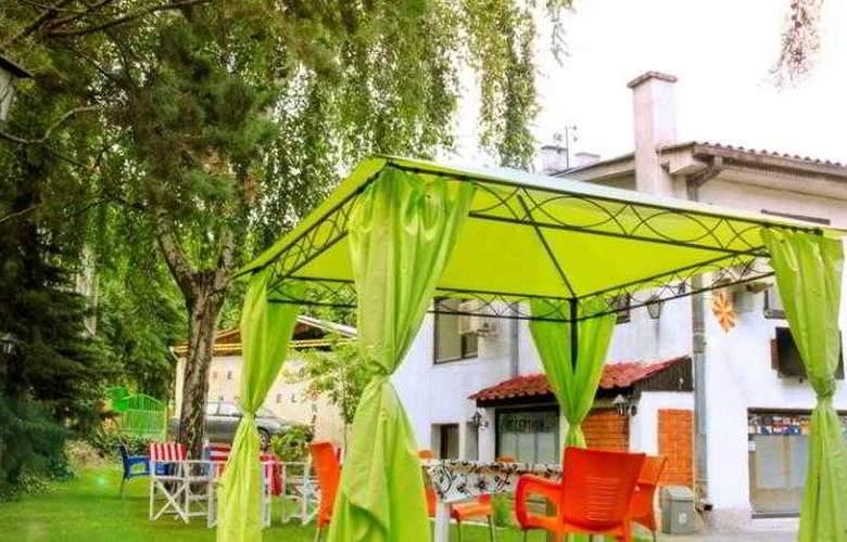 Kalonis Hostel - Terrace - 7