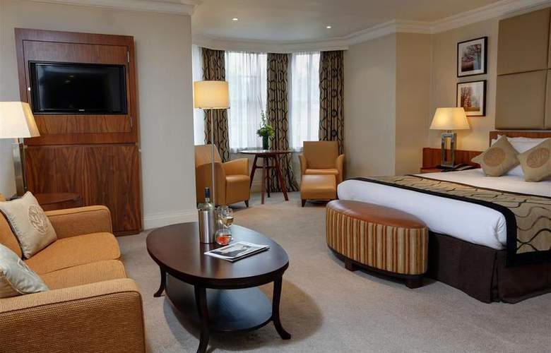 Best Western Reading Moat House - Room - 47