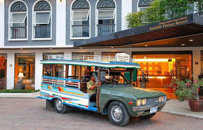 Sawaddi Patong Resort (formely Centara Sawaddi) - Hotel - 12