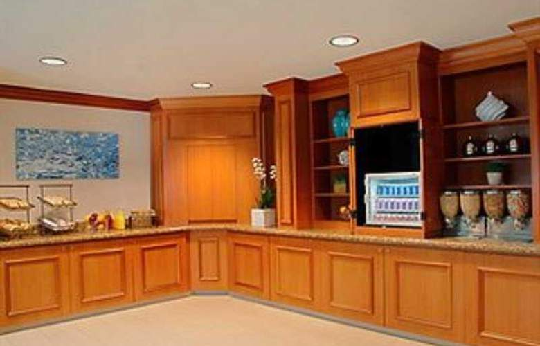 Springhill Suites by Marriott-Tampa - Bar - 8
