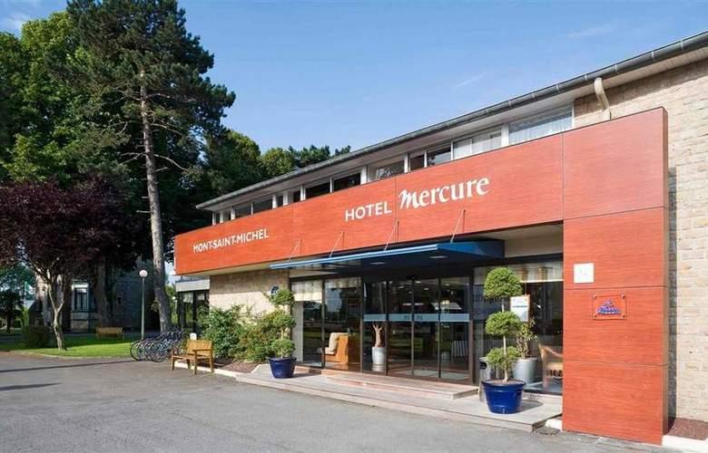Mercure Mont Saint Michel - Hotel - 42