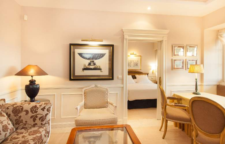 Apartamentos Guadalpin Suites - Room - 6