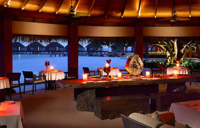 Dusit Thani Maldives - Restaurant - 26