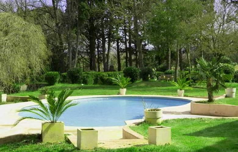 Relais du Silence Chateau de Lavail - Pool - 23