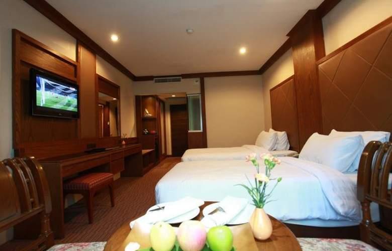 Movenpick Suriwongse Hotel Chiang Mai - Room - 6
