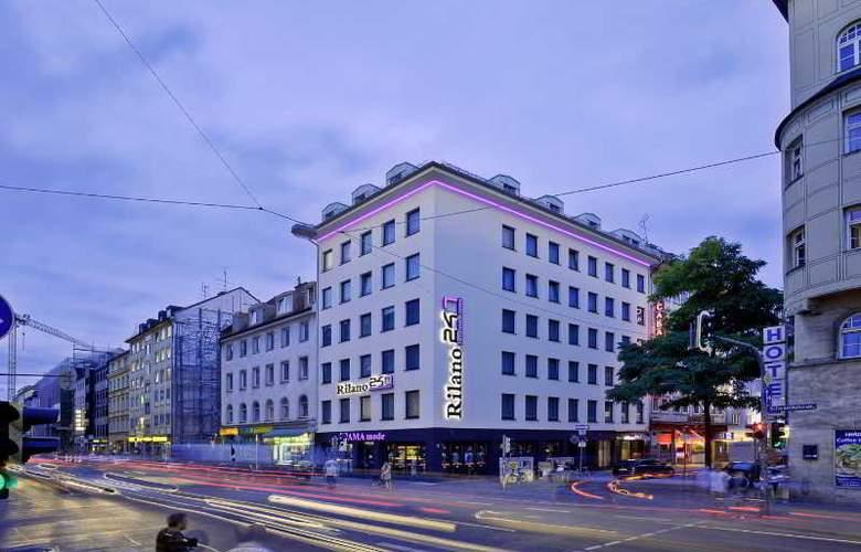 Rilano 24/7 Hotel München City - Hotel - 0