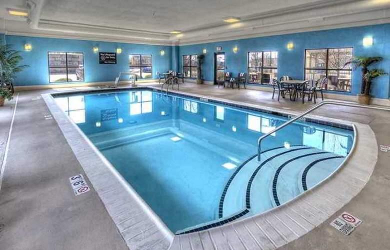 Hampton Inn & Suites Kalamazoo-Oshtemo - Hotel - 3