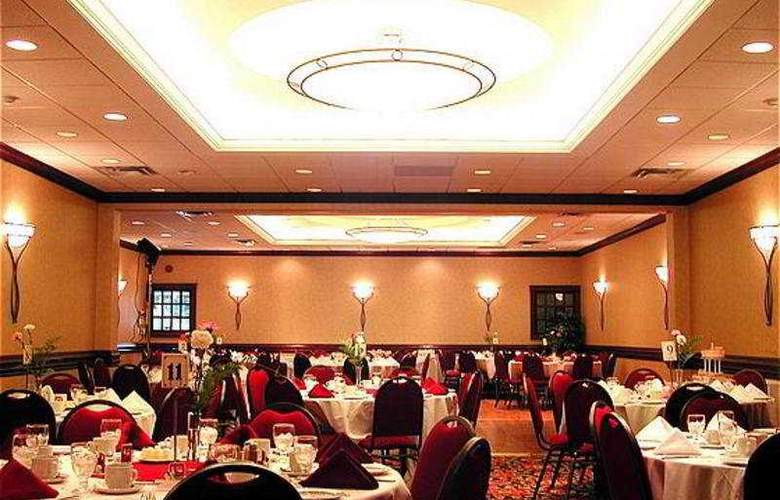 Best Western St.Catharines Hotel & Conference Cent - Restaurant - 8